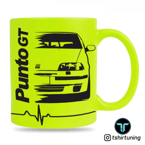 Tazza Tuning Fluo Punto GT
